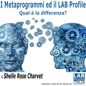 I Metaprogrammi ed il LAB Profile: Qual è la differenza?